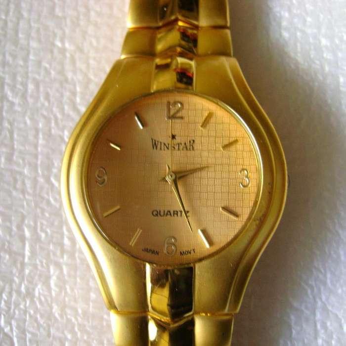Reloj pulsera hombre Winstar quartz funcionando / Maxim Nord