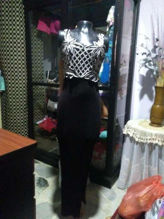 Vestido Elegante Talla M