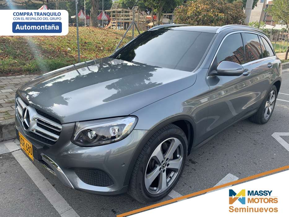 <strong>mercedes</strong>-Benz Clase GLC 2017 - 19000 km