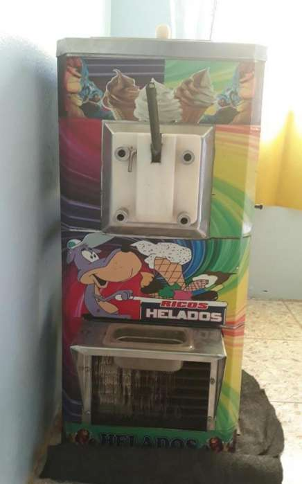 Makina de Helados