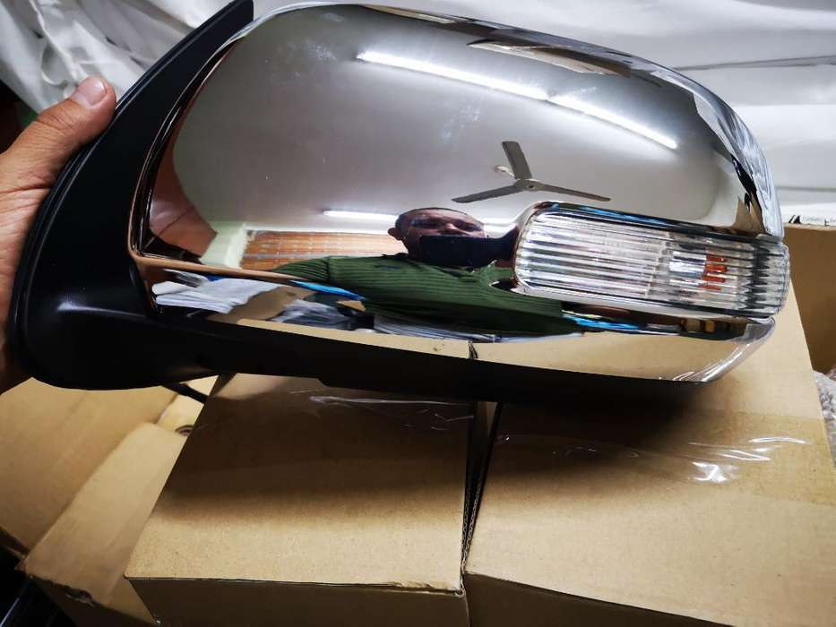 Espejos Toyota Hilux con Luz