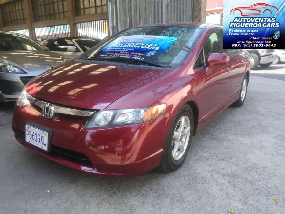 Honda Civic 2008 - 100000 km