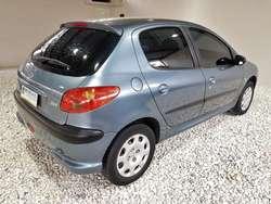 PEUGEOT 206 X-LINE 1.4 N 2008  RECIBO MENOR Y FINANCIO