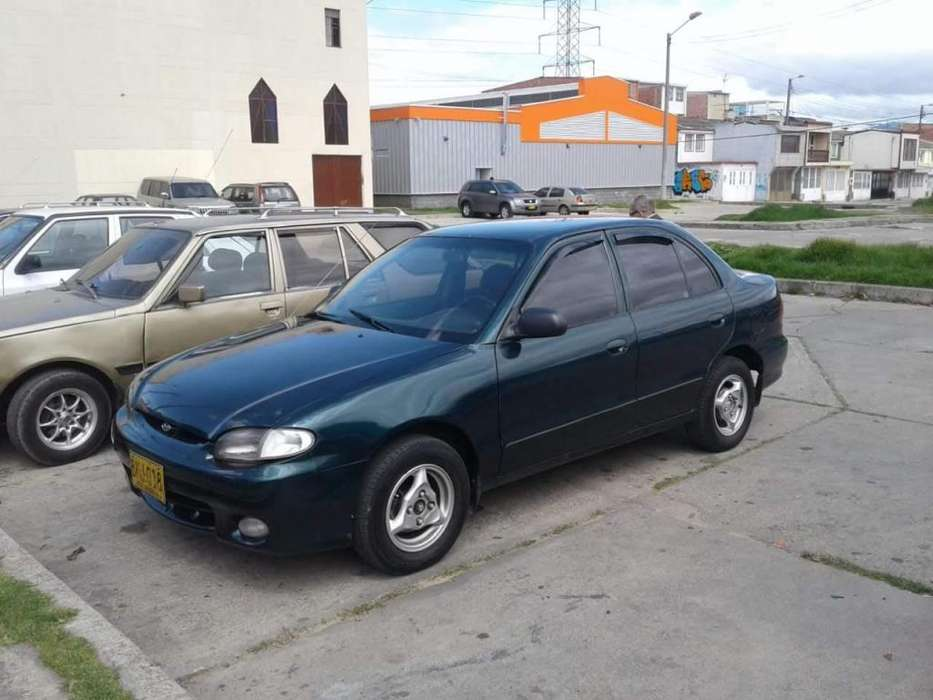 <strong>hyundai</strong> Accent 1998 - 145000 km