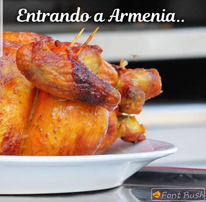 Hornero de Pollo, Cocinero con Experienc