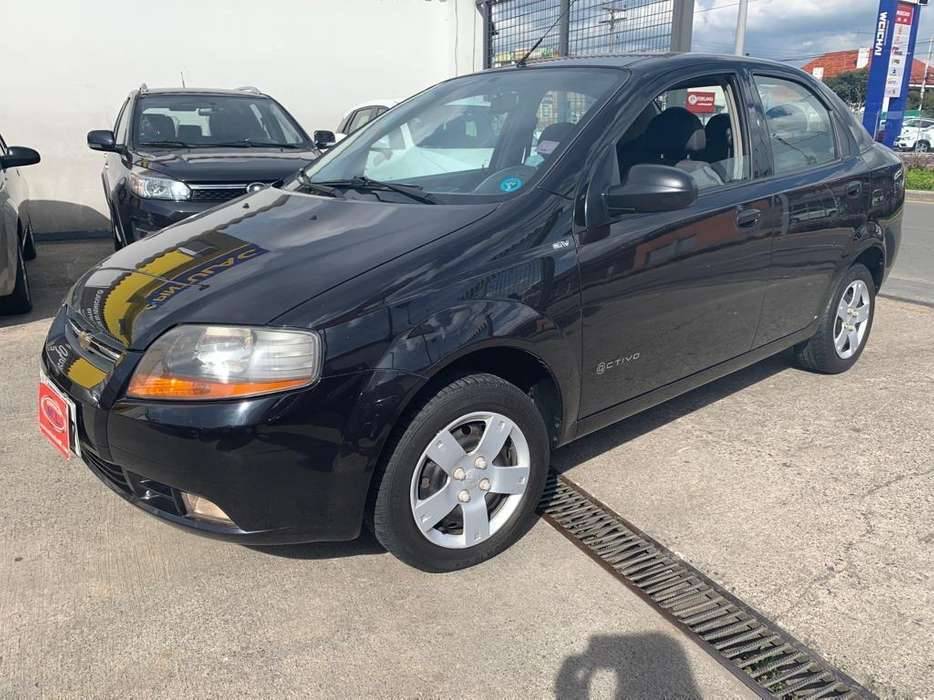 Chevrolet Aveo 2012 - 88583 km