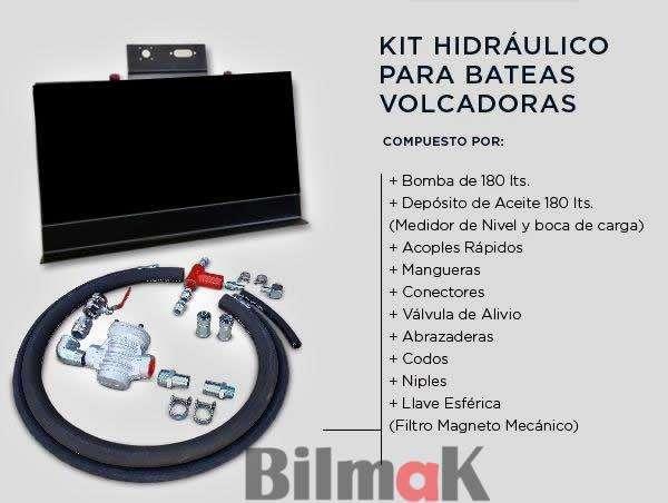 Kit Hidráulico Para Bateas Volcadoras Envíos Todo El País