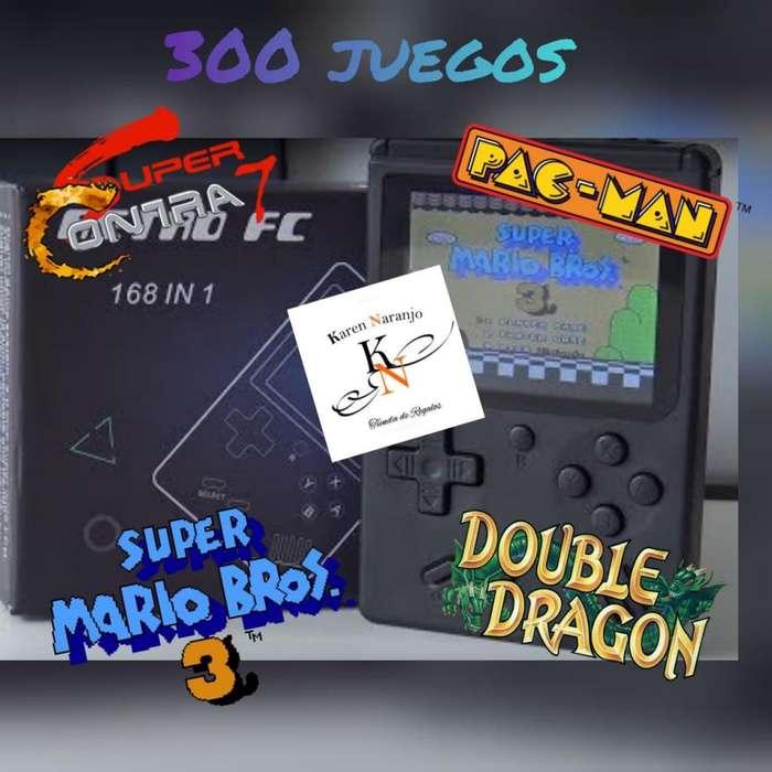 Gameboy Retro Mini Consola de Nintendo