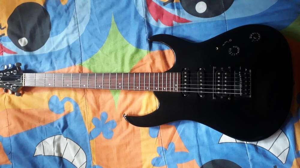 Guitarra electrica washburn HOB3