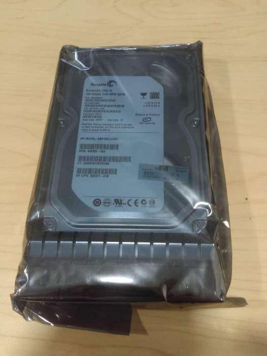 DISCO DURO SEAGATE DE SERVIDOR HP 397552-001 160 GB