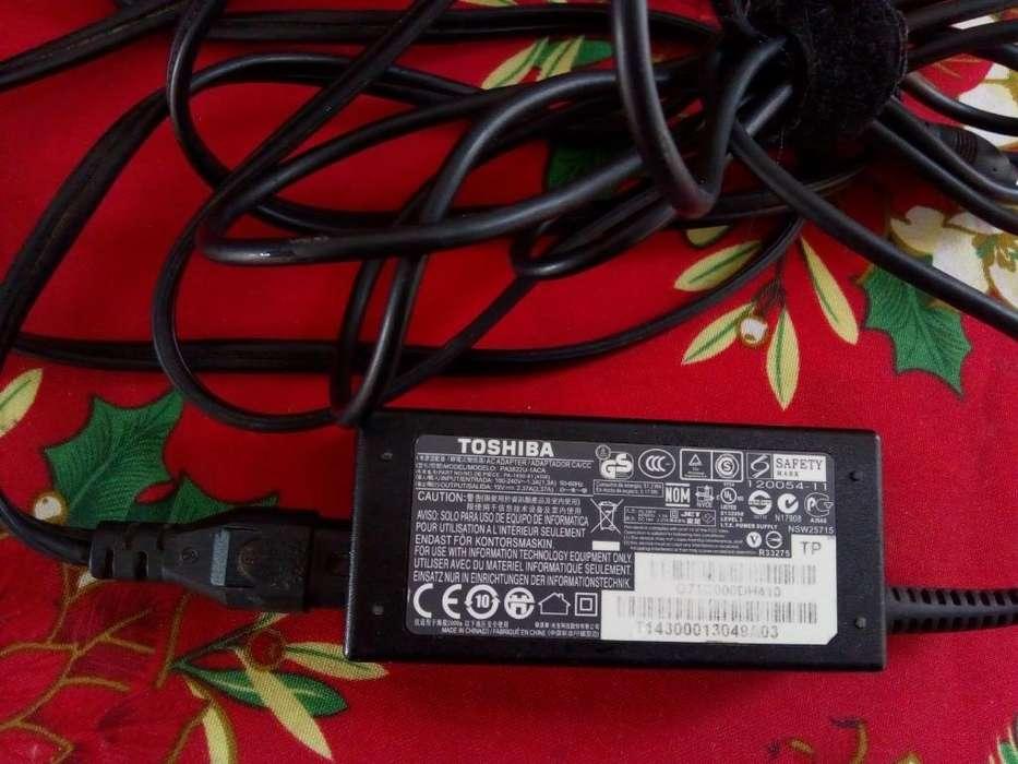 Cargador Portátil Toshiba