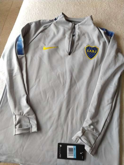 Camiseta Nike Termica Boca