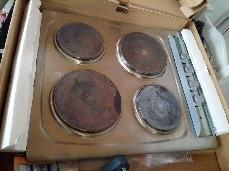 Vendo Anafe Domec Electrico