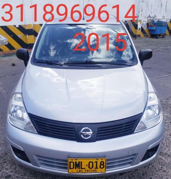 Nissan Tiida 2015 - 48500 km