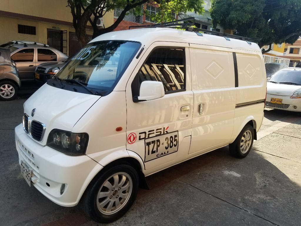 Camioneta Dfsk 2015