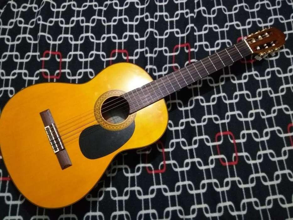 Guitarra Yamaha C80 Electro Acustica