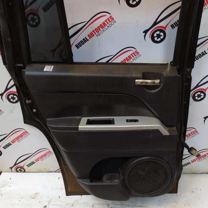 Tapizado Puerta Trasera Izquierda <strong>jeep</strong> Compass 2403.5 Oblea:02828055