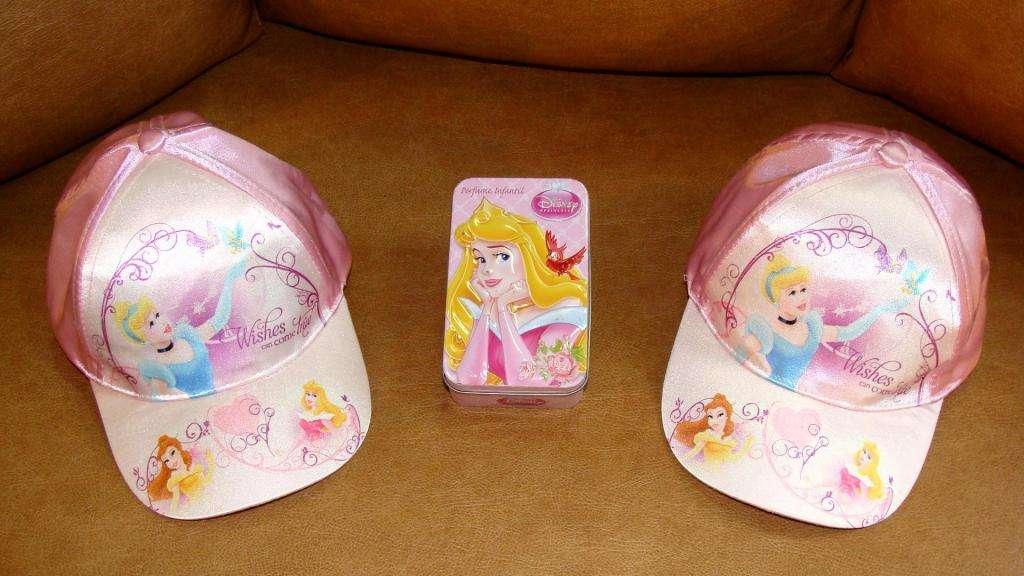 Gorros con visera Princesas Disney