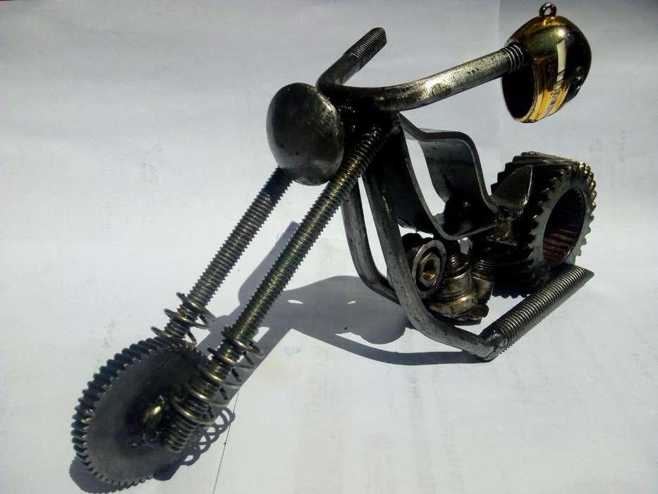 Moto Herrería