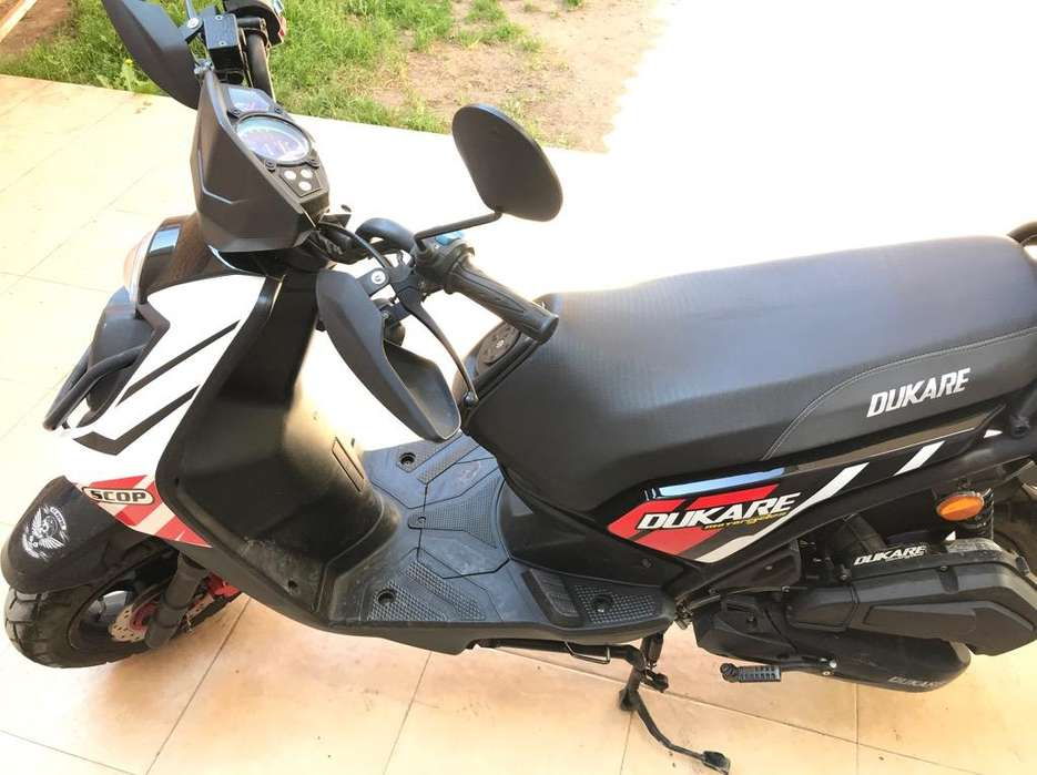 Moto Dukare 150