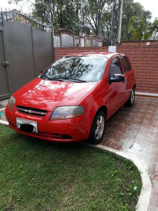 Chevrolet Aveo 2008 - 137000 km
