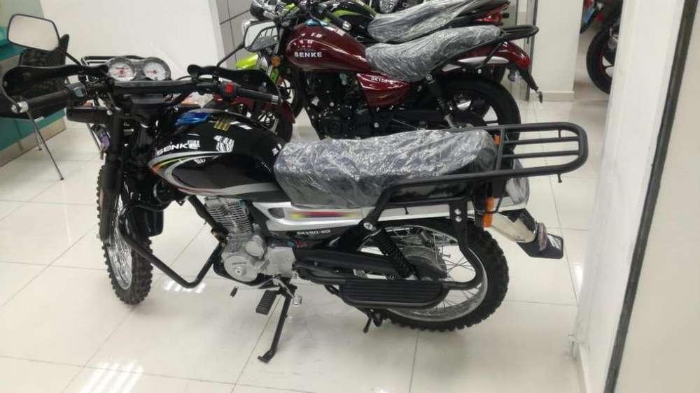 MOTO SENKE SK150-2D
