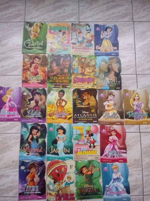 Colección Disney de Sigmar.