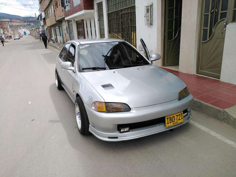 Honda Civic 1995 - 6538222 km