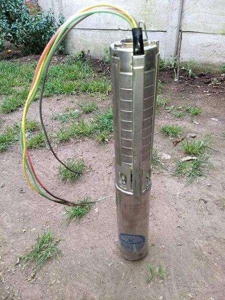 electrobomba sumergible 1hp