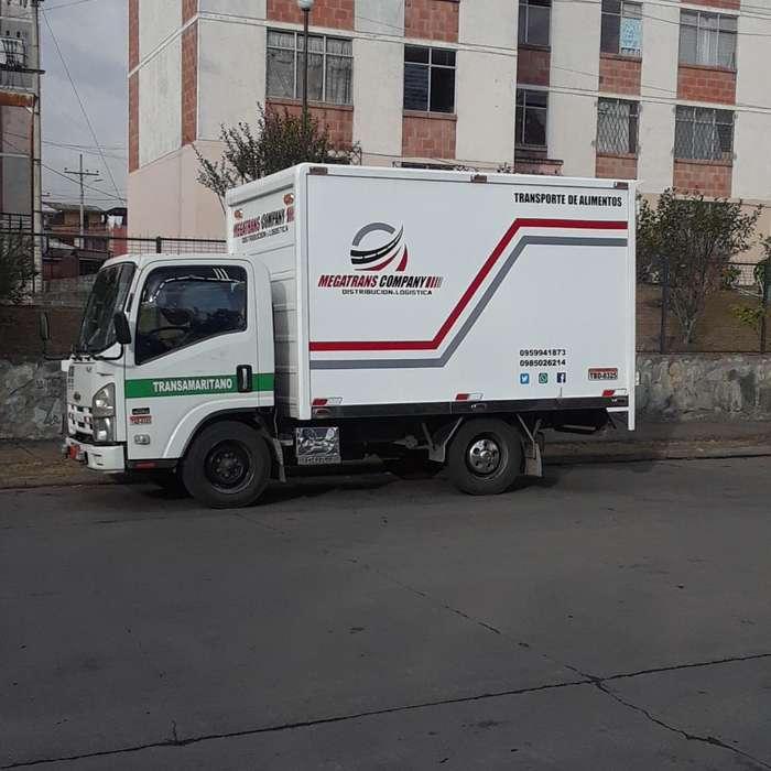 Camión Fletes