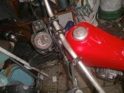 VENDO MOTO HONDA XL 125 JAPONESA