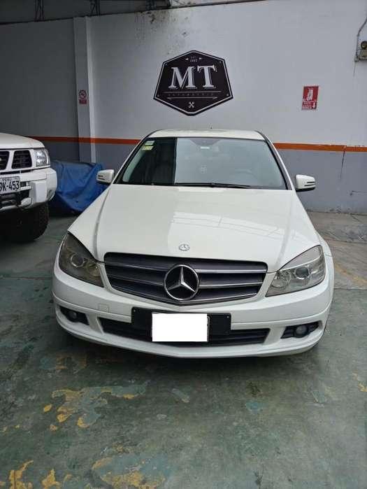 Mercedes-Benz Clase C 2010 - 120302 km
