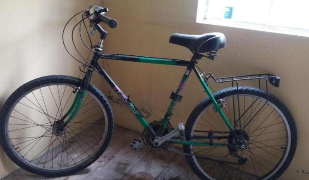 Bicleta para La Ciudad