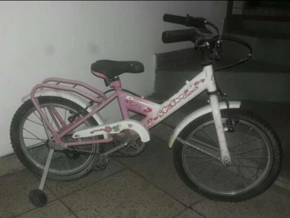 Bici Rodado 14