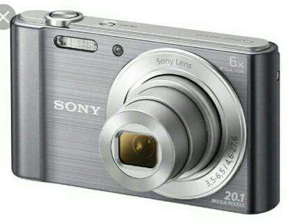Vendo camara digital <strong>sony</strong>