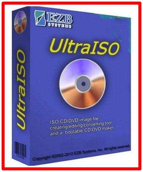 ULTRA ISO 9 CREA MONTA ARCHIVOS ISO CHAVEZ COMPUTACION