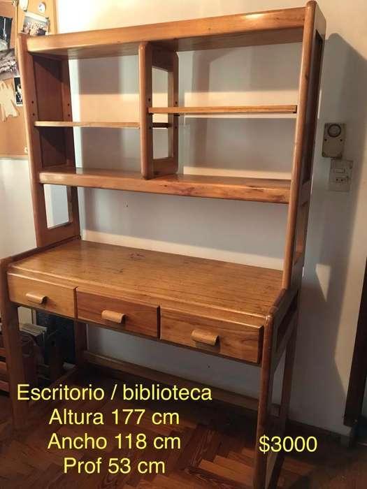 Mueble Modular Madera Maciza