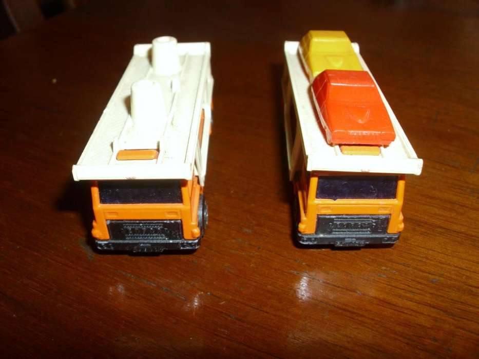 Matchbox Car Transporter 1976 Nº 11 Made In England Lote