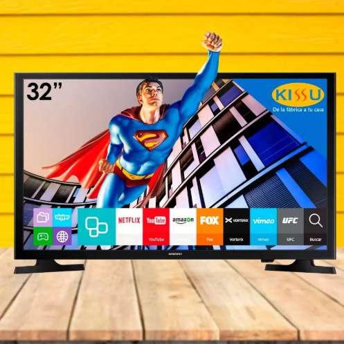 TV SAMSUNG UN32J4300DH SMART 32