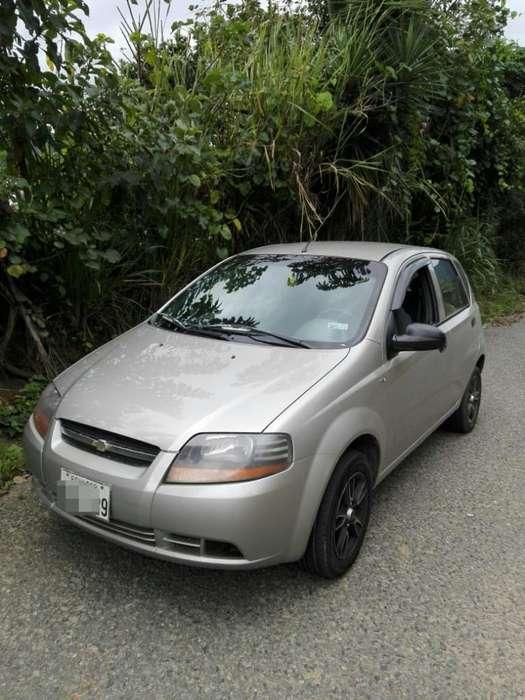 Chevrolet Aveo 2008 - 160000 km