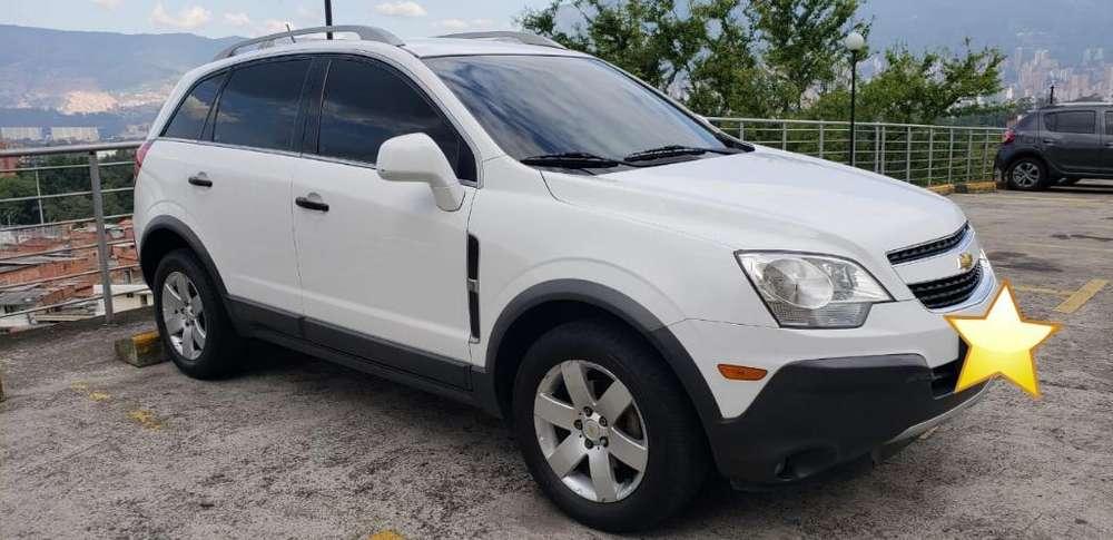 Chevrolet Captiva 2011 - 106000 km