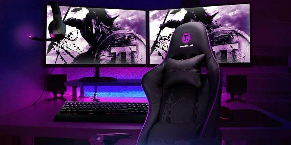 SILLA GAMER PARA OFICINA - CASA LA MEJOR MARCA PRIMUS Gaming PCH-201 - Chair 200S