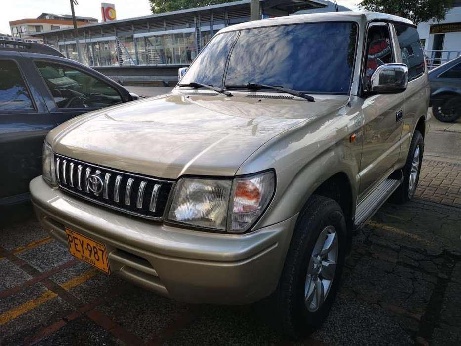 Toyota Prado 2006 - 190000 km