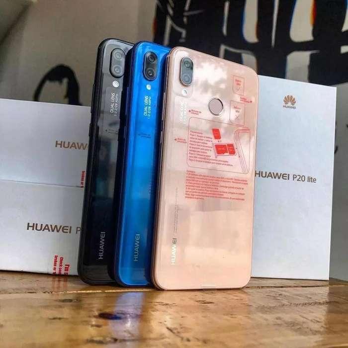 Huawei P20 Lite al Mejor Precio!!! Totalmente NUEVOS 1 Año de Garantía