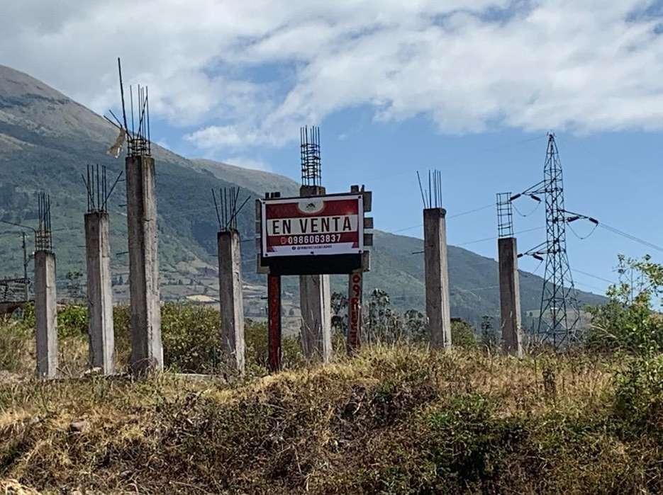 Terreno en Venta Ibarra Caranqui 1000 M