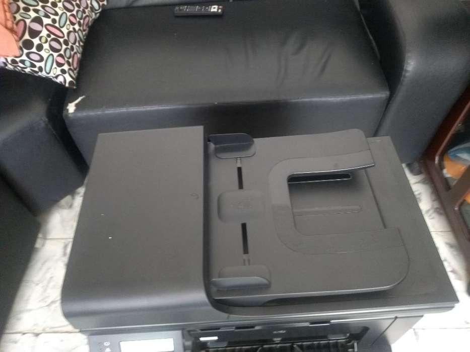 Vendo Impresora Laser Jet M1212nf Mfp