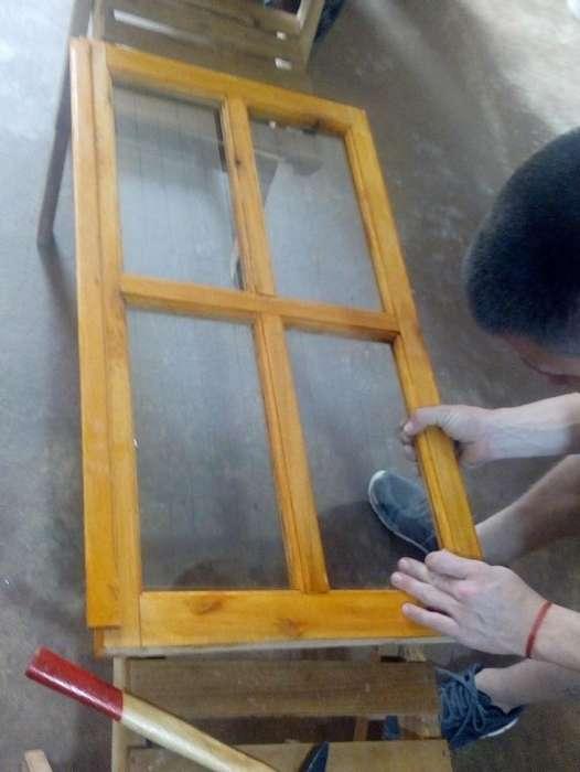 Colocacion de Vidrios a Medida