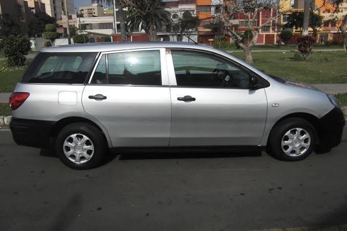 Nissan Ad 2008 X Viaje Dual Conservado