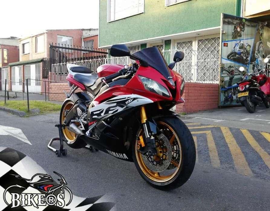 SOLO EN BIKERS <strong>yamaha</strong> R6R 2007,¡¡ RECIBO TU MOTO¡¡¡