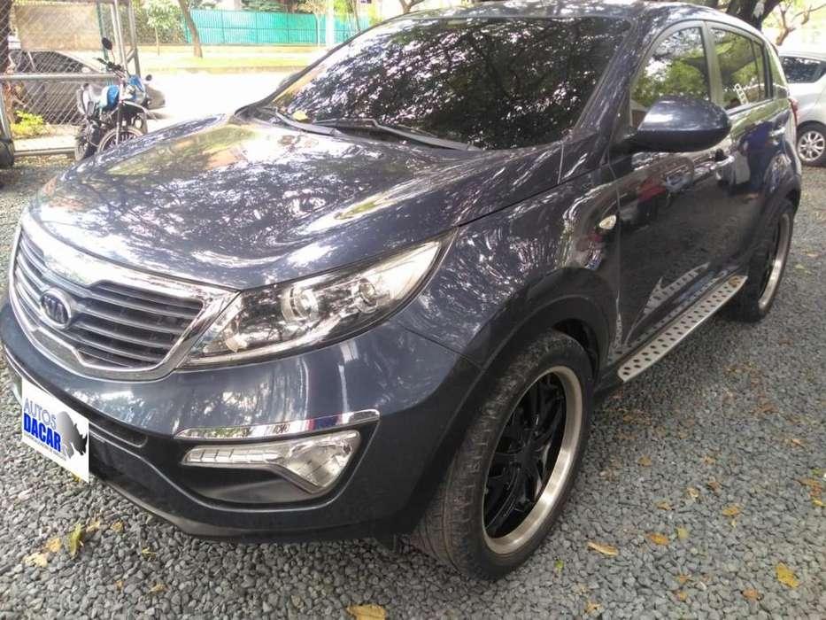 Kia New Sportage 2012 - 98775 km